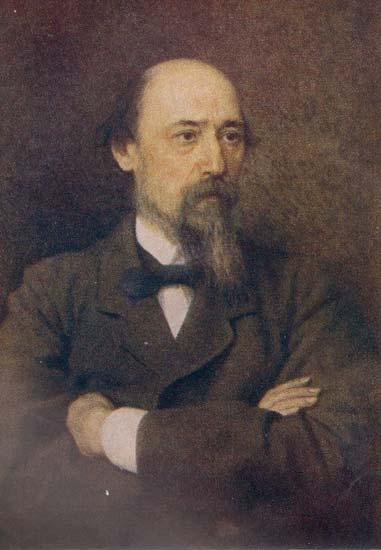 Портрет кисти И.Н.Крамского