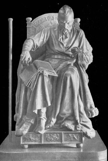 Марк Матвеевич Антокольский. Великие скульпторы | World of Art