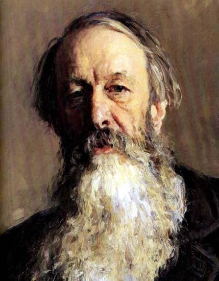 Стасов в в фрагмент портрета стасов