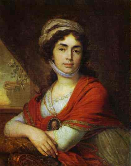 Мария Дмитриевна Дунина