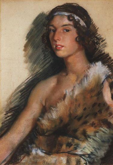 Зинаида Серебрякова
